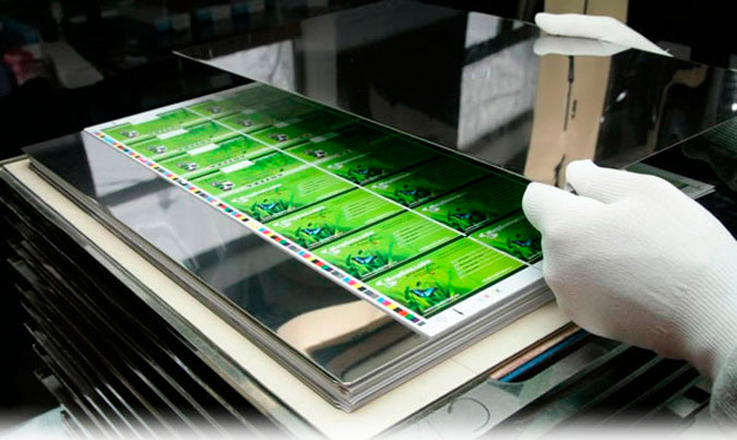 Срок изготовления банковских карт
